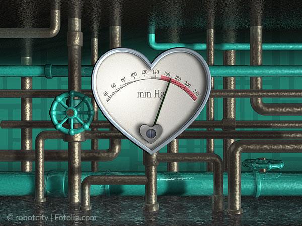 Bluthochdruck: Medikamenten-Therapie